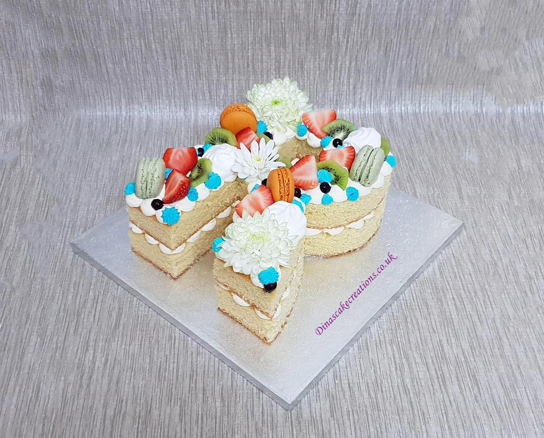 It's not just a cake – it's a creation